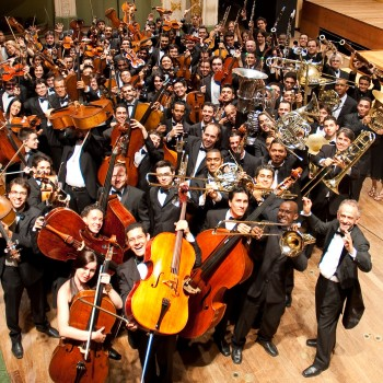 Orquestra Experimental de Repertório. Foto por Sylvia Masini