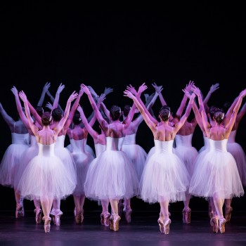 O Quebra Nozes - Alunos da Escola de Dança (Foto: BolhaSet)