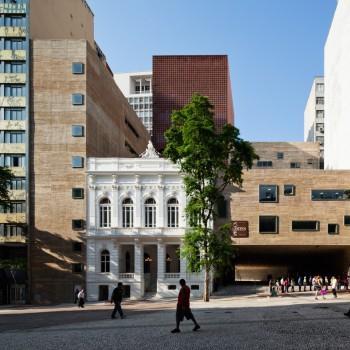 Praça das Artes (Foto: Nelson Kon)