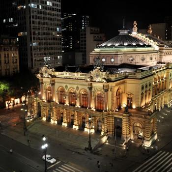 Theatro Municipal de São Paulo (Foto: Sylvia Masini)