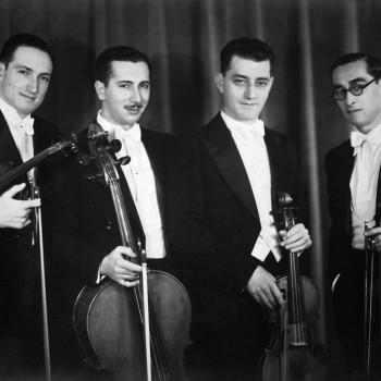 Quarteto Haydn, 1936 (Acervo Theatro Municipal)