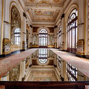 Salão Nobre do Theatro Municipal de São Paulo (Foto: Ricardo Kleine)