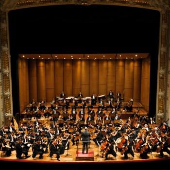 Orquestra Sinfônica Municipal (Foto: Sylvia Masini)
