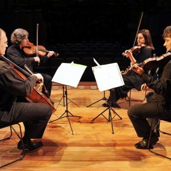 Quarteto da Cidade (Foto: Sylvia Masini)