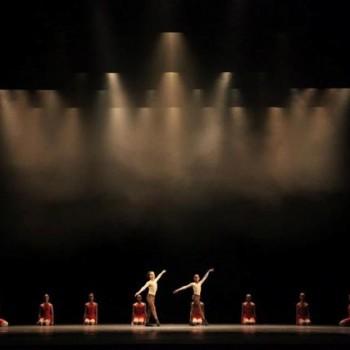 """""""Danças para Piano"""" Galeria Olido. (2014) Foto: Guilherme Licurgo"""
