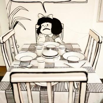 O Mundo Segundo Mafalda.
