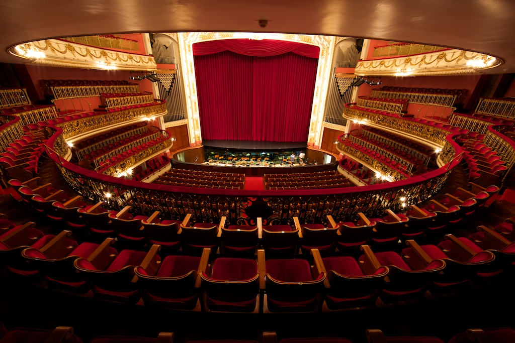 4a205138c6 Teatro no Municipal. Theatro Municipal de São Paulo – Sala de Espetáculos