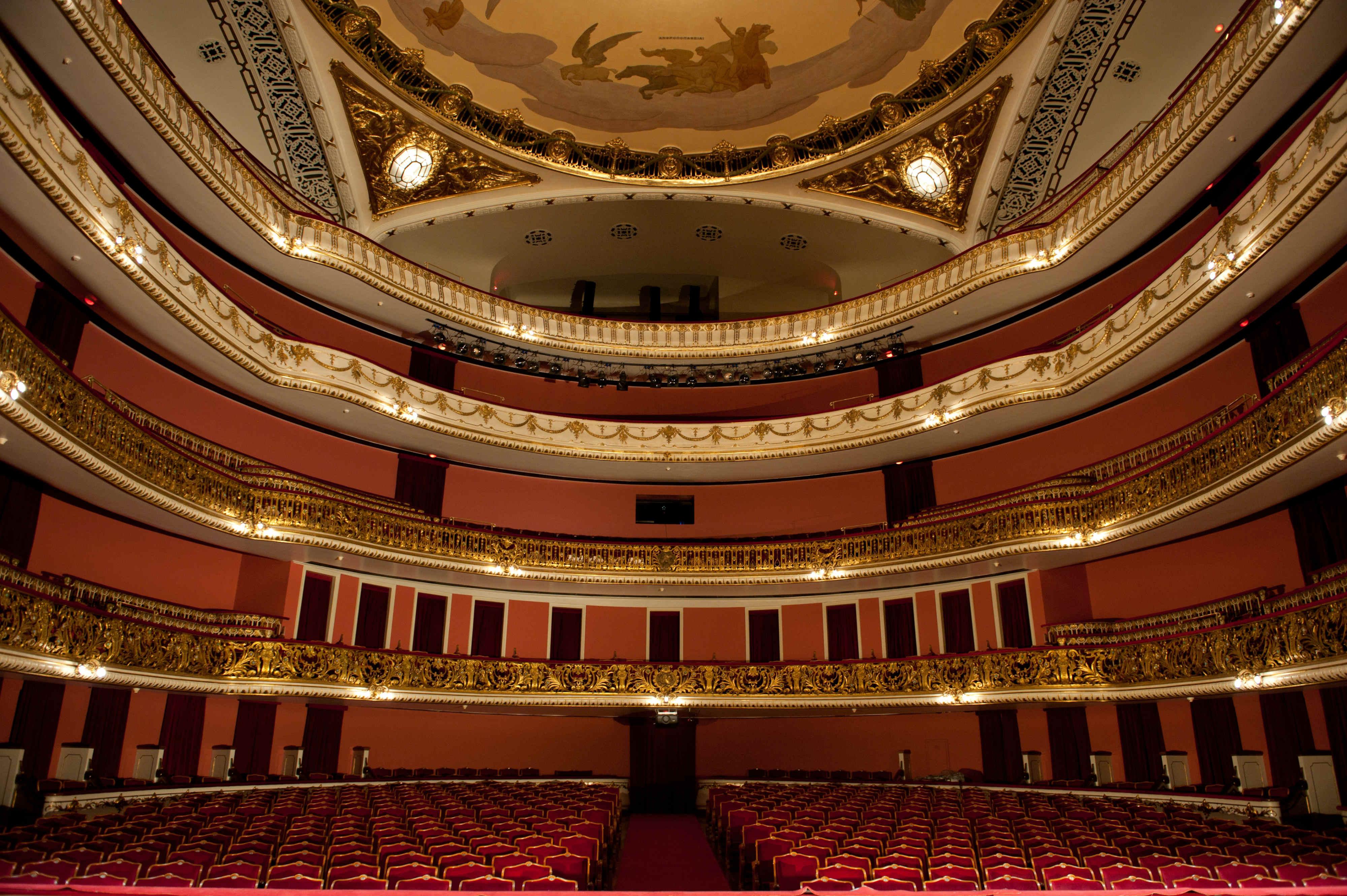 54410f812f Orquestras de Heliópolis. Theatro Municipal de São Paulo – Sala de  Espetáculos